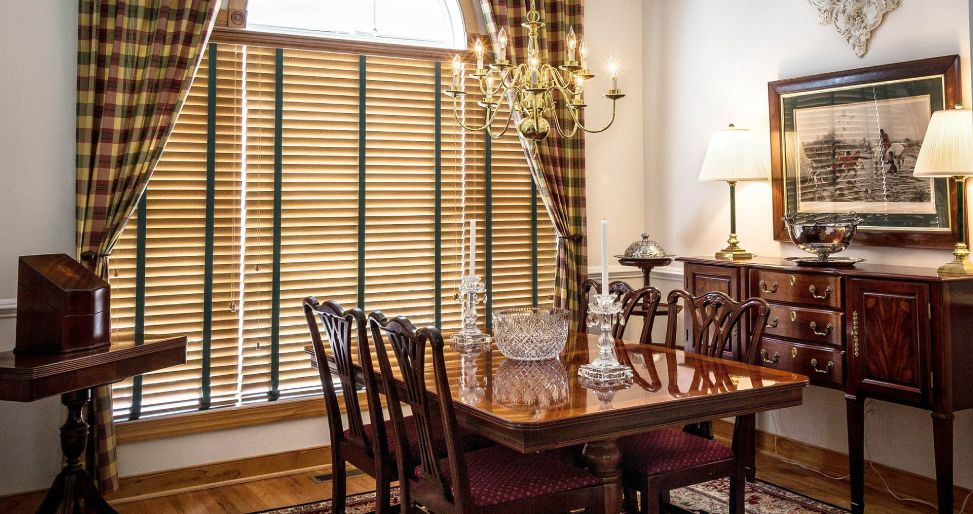 drawing room blinds